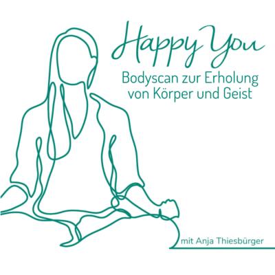 Bodyscan zur Erholung von Körper und Geist   Meditation mit Anja Thiesbürger