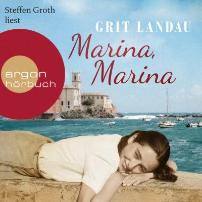 """Grit Landau – Ein Geschenk für Marina. Die Vorgeschichte zu """"Marina, Marina"""""""