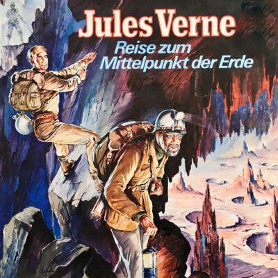 Jules Verne – Die Reise zum Mittelpunkt der Erde