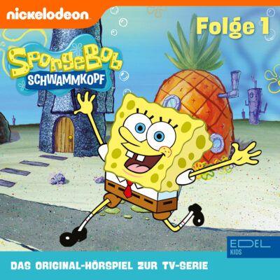 SpongeBob Schwammkopf – Das Original-Hörspiel zur TV-Serie (01)