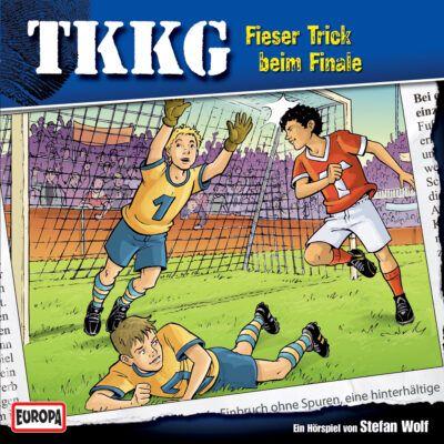 TKKG (148) – Fieser Trick beim Finale