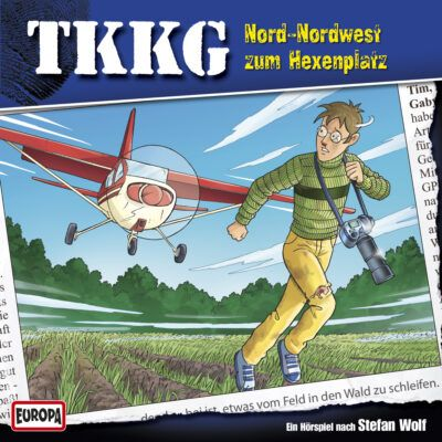 TKKG (191) – Nord-Nordwest zum Hexenplatz