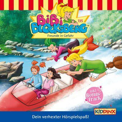 Bibi Blocksberg (135) – Freunde in Gefahr