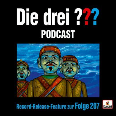 Die drei ??? (207) – Die falschen Detektive | Record-Release-Feature