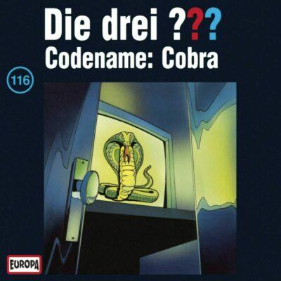 Die drei ??? (116) – Codename: Cobra