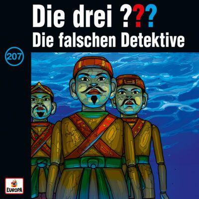 Die drei ??? (207) – Die falschen Detektive