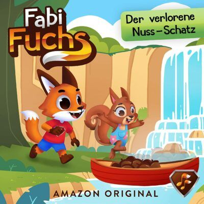 Fabi Fuchs (01) – Der verlorene Nuss-Schatz