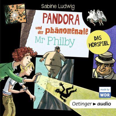 Sabine Ludwig – Pandora und der phänomenale Mr. Philby