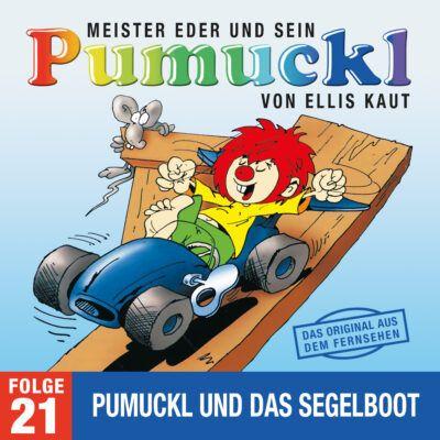 Meister Eder und sein Pumuckl (21) – Pumuckl und das Segelboot