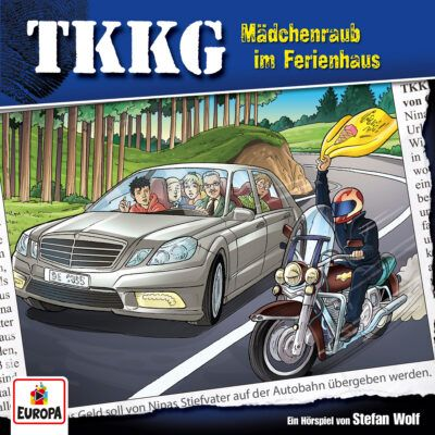 TKKG (106) – Mädchenraub im Ferienhaus