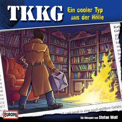 TKKG (121) – Ein cooler Typ aus der Hölle