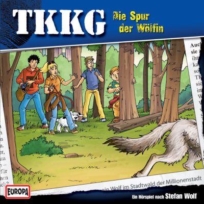 TKKG (177) – Die Spur der Wölfin