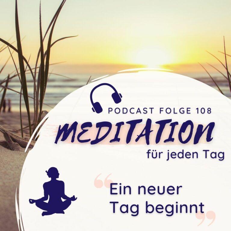 Meditation // Den Tag beginnen – eine kurze Morgenmeditation für einen guten Start