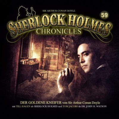 Sherlock Holmes Chronicles (59) – Der goldene Kneifer
