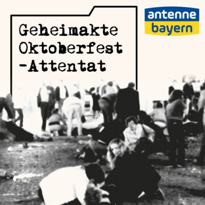 Geheimakte | Antenne Bayern True-Crime-Podcast