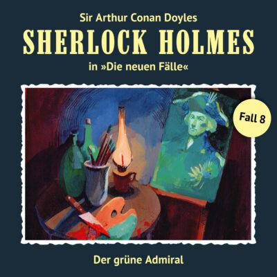 Sherlock Holmes: Die neuen Fälle (08) – Der grüne Admiral