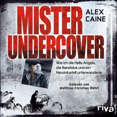 Alex Caine – Mister Undercover