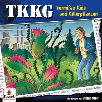 TKKG (105) – Vermisste Kids und Killerpflanzen