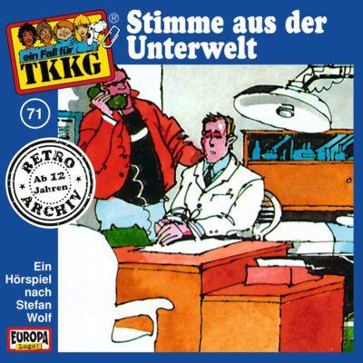 TKKG (071) – Stimme aus der Unterwelt