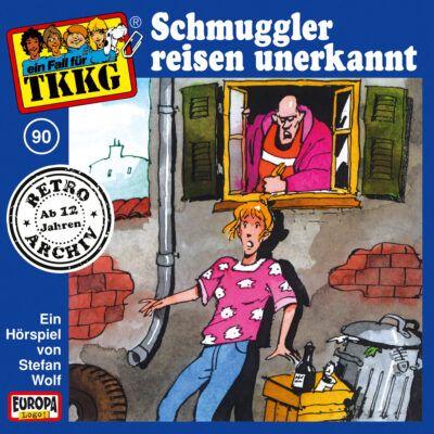 TKKG (090) – Schmuggler reisen unerkannt