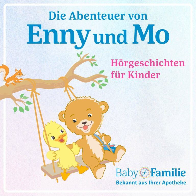 Enny und Mo: Ein Brief für Opa Bär