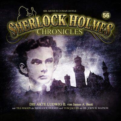 Sherlock Holmes Chronicles (56) – Die Akte Ludwig II