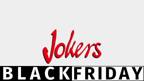 Jokers.de: Hörbücher zur Black Week ab 1 Euro