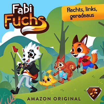 Fabi Fuchs (04) – Rechts, links, geradeaus
