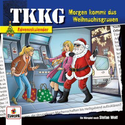 TKKG Adventskalender – Morgen kommt das Weihnachtsgrauen